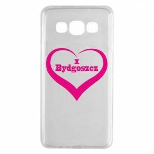 Samsung A3 2015 Case I love Bydgoszcz