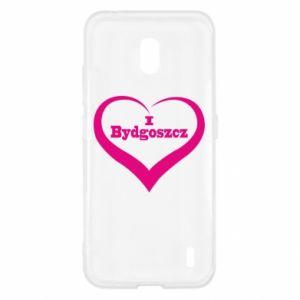 Nokia 2.2 Case I love Bydgoszcz
