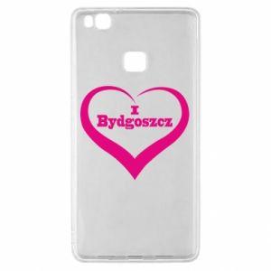 Huawei P9 Lite Case I love Bydgoszcz