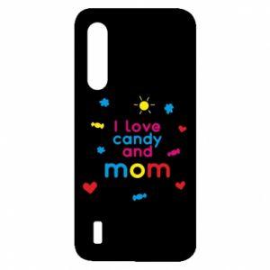 Etui na Xiaomi Mi9 Lite I love candy and mom