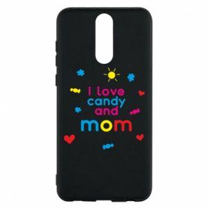 Etui na Huawei Mate 10 Lite I love candy and mom