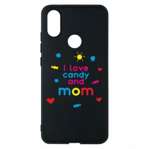Etui na Xiaomi Mi A2 I love candy and mom
