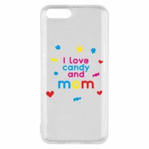 Etui na Xiaomi Mi6 I love candy and mom