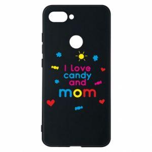 Etui na Xiaomi Mi8 Lite I love candy and mom