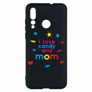 Etui na Huawei Nova 4 I love candy and mom
