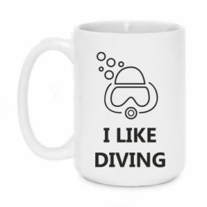 Kubek 450ml I like diving