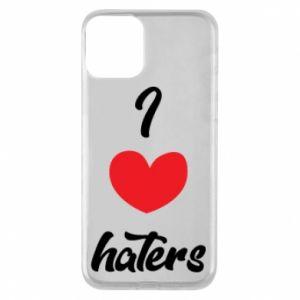 Etui na iPhone 11 I love haters