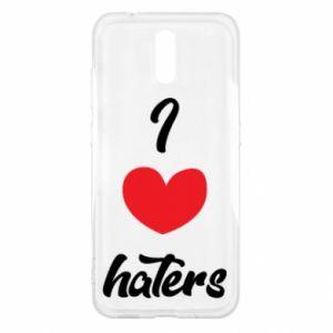 Etui na Nokia 2.3 I love haters