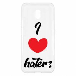 Etui na Nokia 2.2 I love haters