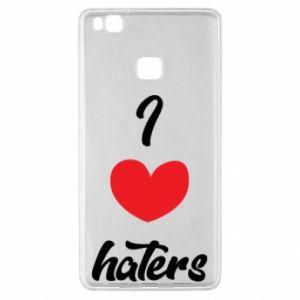 Etui na Huawei P9 Lite I love haters