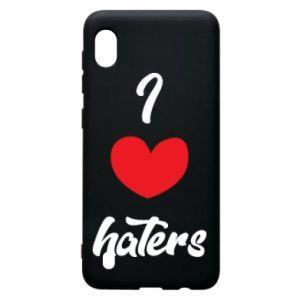 Etui na Samsung A10 I love haters