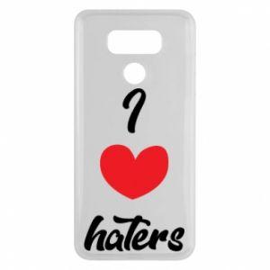 Etui na LG G6 I love haters
