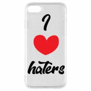 Etui na iPhone SE 2020 I love haters