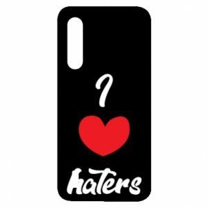 Etui na Xiaomi Mi9 Lite I love haters