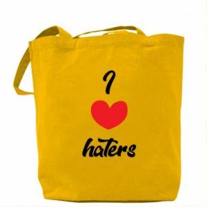 Torba I love haters
