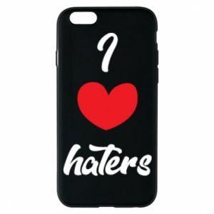 Etui na iPhone 6/6S I love haters