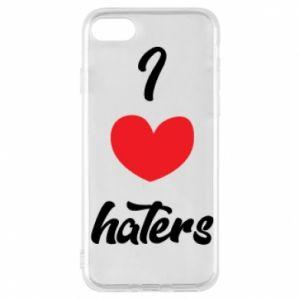Etui na iPhone 7 I love haters
