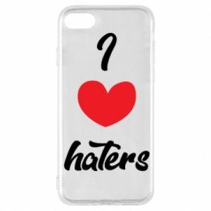 Etui na iPhone 8 I love haters