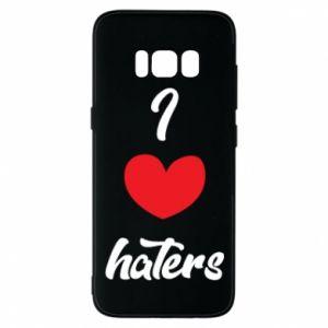 Etui na Samsung S8 I love haters