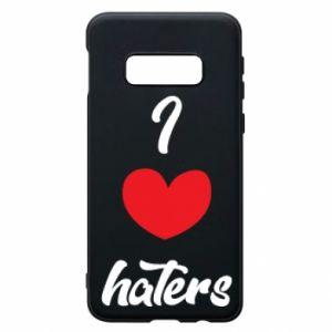 Etui na Samsung S10e I love haters