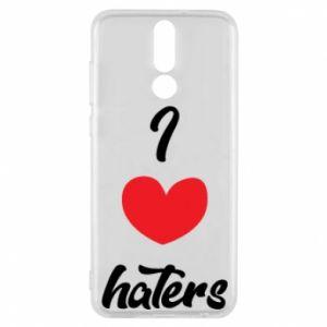 Etui na Huawei Mate 10 Lite I love haters