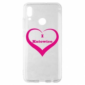 Huawei P Smart 2019 Case I love Katowice