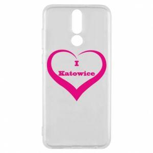 Etui na Huawei Mate 10 Lite I love Katowice - PrintSalon