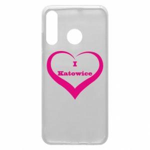 Huawei P30 Lite Case I love Katowice