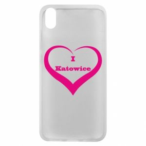 Phone case for Xiaomi Redmi 7A I love Katowice