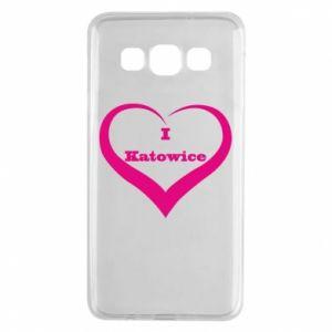 Samsung A3 2015 Case I love Katowice