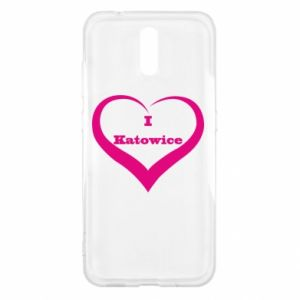 Nokia 2.3 Case I love Katowice