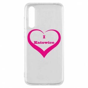 Huawei P20 Pro Case I love Katowice