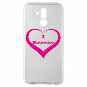 Huawei Mate 20Lite Case I love Katowice
