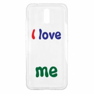 Nokia 2.3 Case I love me. Color