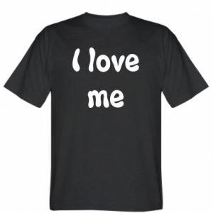 Koszulka I love me
