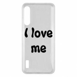 Xiaomi Mi A3 Case I love me