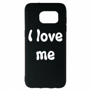 Samsung S7 EDGE Case I love me