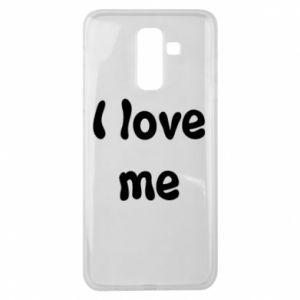 Samsung J8 2018 Case I love me