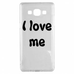 Samsung A5 2015 Case I love me