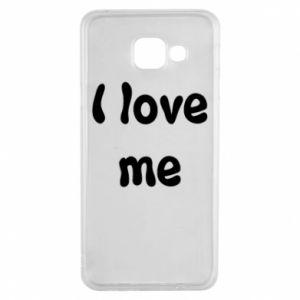 Samsung A3 2016 Case I love me