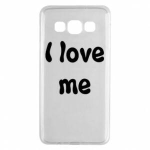 Samsung A3 2015 Case I love me