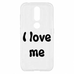 Nokia 4.2 Case I love me