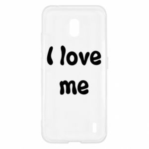 Nokia 2.2 Case I love me