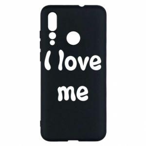 Huawei Nova 4 Case I love me
