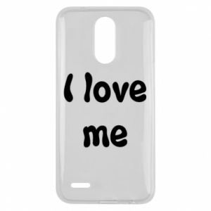 Lg K10 2017 Case I love me