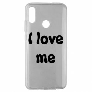 Huawei Honor 10 Lite Case I love me
