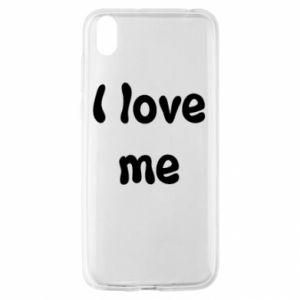 Huawei Y5 2019 Case I love me