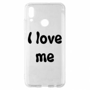 Huawei P Smart 2019 Case I love me