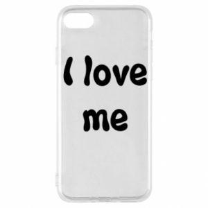 iPhone SE 2020 Case I love me