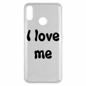 Huawei Y9 2019 Case I love me